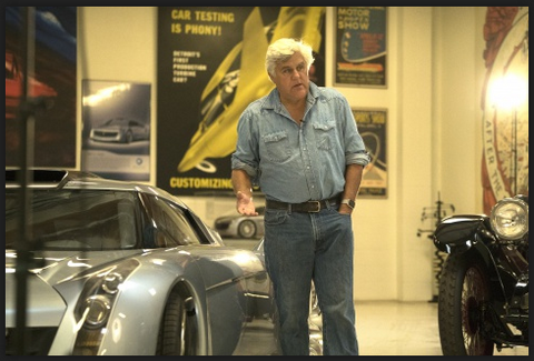 3D Systems Jay Leno 3D printed car parts