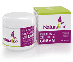 CELLULITE CREAM with RETINOL & CAFFEINE - Get Rid of Cellulite ★ Best Skincare Treatment Body Cream for Skin Firming and Cellulite Reduction ★ *** MADE IN USA By Naturalico(TM) ***