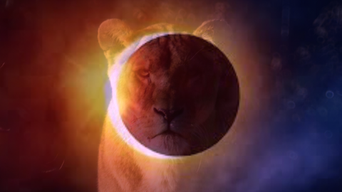 blood moon eclipse in leo - photo #14