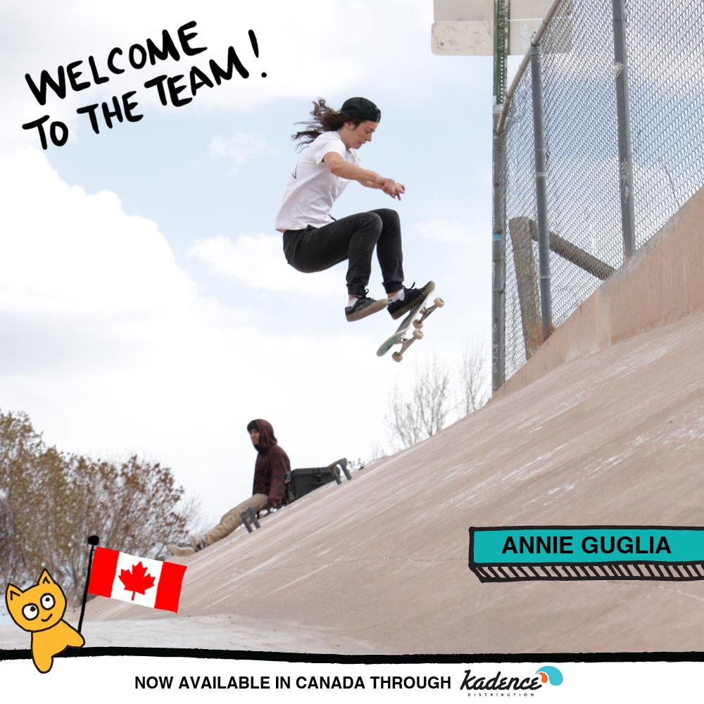 Welcome to the Team Annie!
