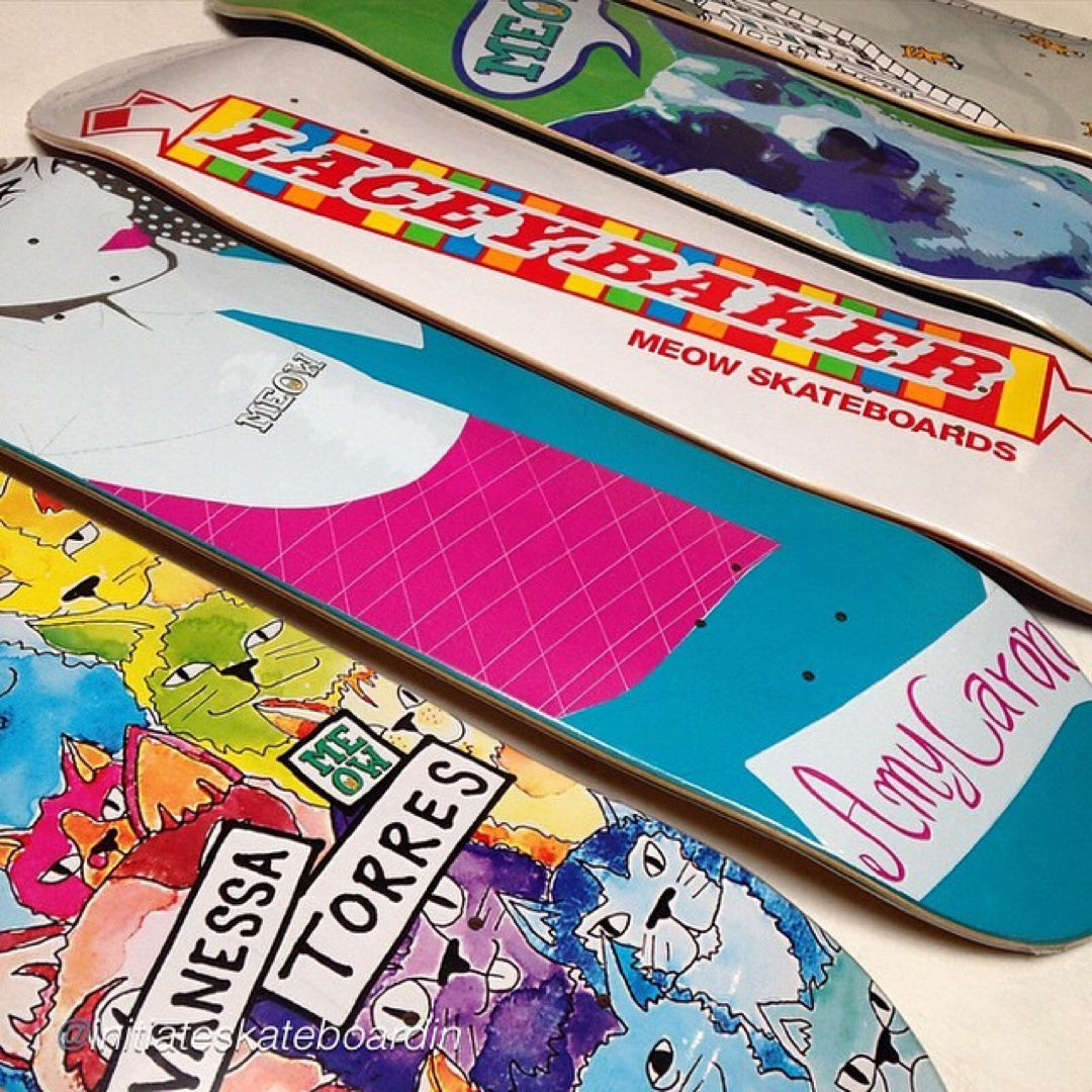 Now Available at Initiate Skateboarding!