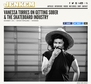 Jenkem | Vanessa Torres Interview