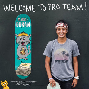 Mariah Duran | Welcome to Pro Team!