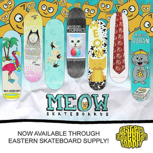 Now Distributed Through Eastern Skateboard Supply!