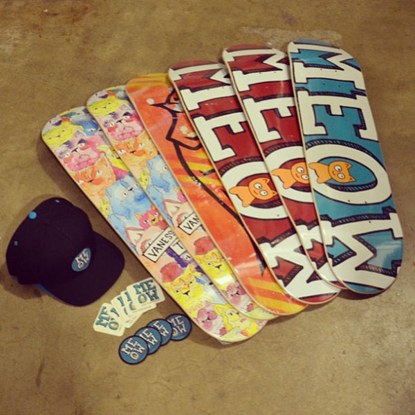 Available at Tri-Star Skateboards!