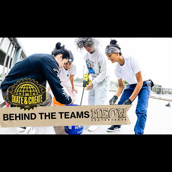 Behind the Teams