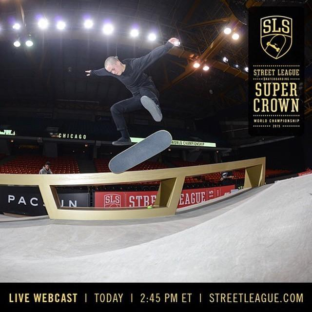 Street League Live Webcast Today!