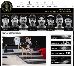 Vanessa Torres | SLS Interview