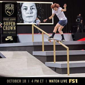 SLS | OCT 18 on FS1