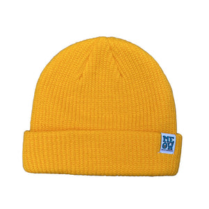 Stacked Dock Beanie [Gold]