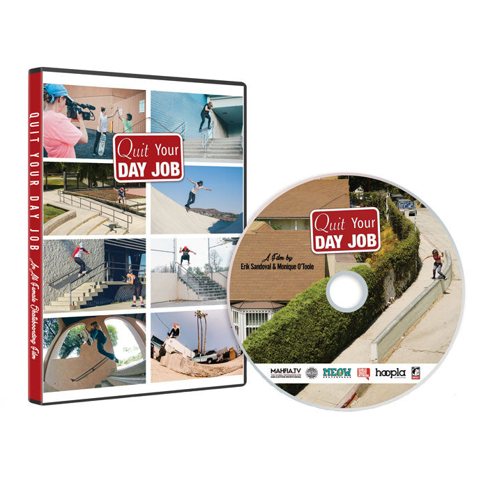 Quit Your Day Job DVD