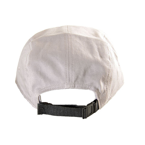 Logo 5-Panel Camp Hat [Grey]