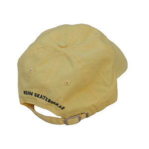 Meow Unstructured Hat [Butter]