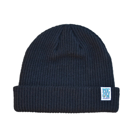 Stacked Dock Beanie [Black]