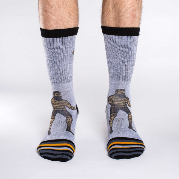 Men's Bare-knuckle Boxer Socks