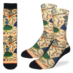 Men's Day of the Dead Socks