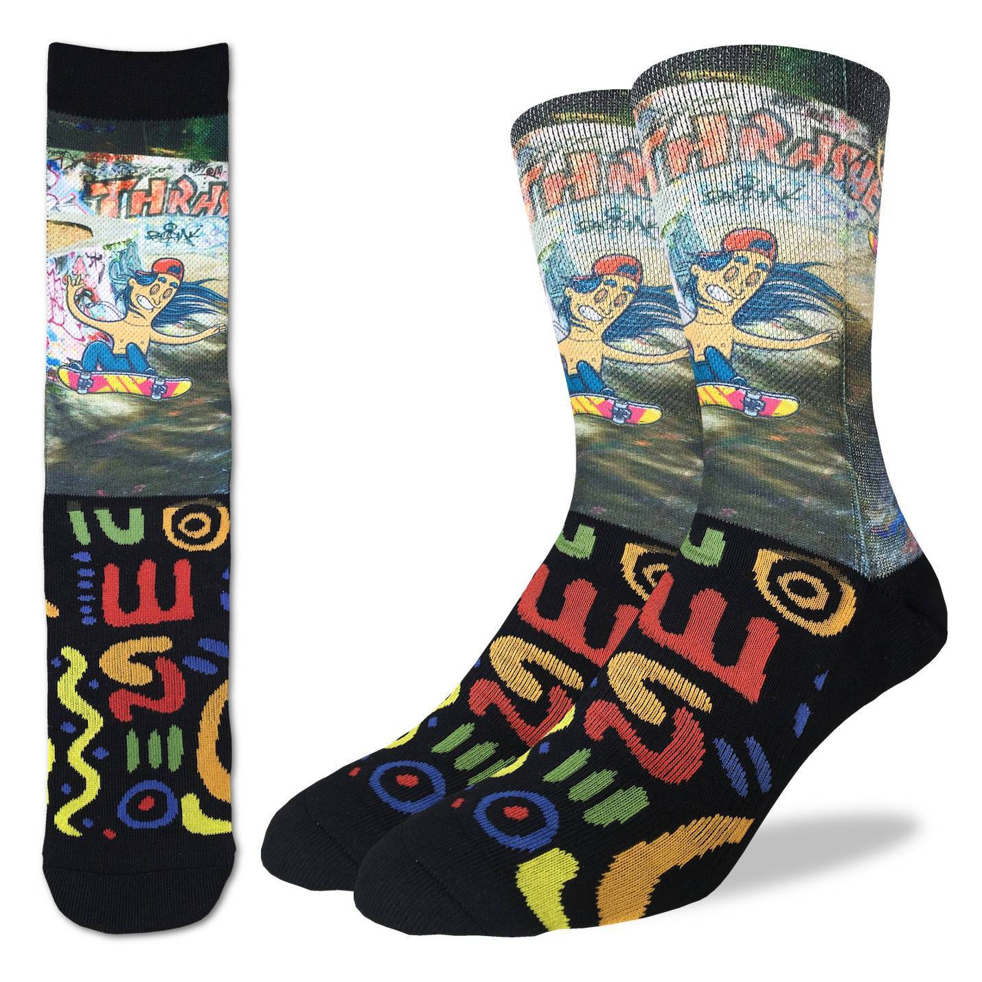 Men's Skateboarder Socks