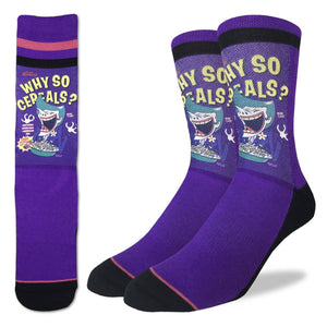 Men's Joker's Cereal Socks