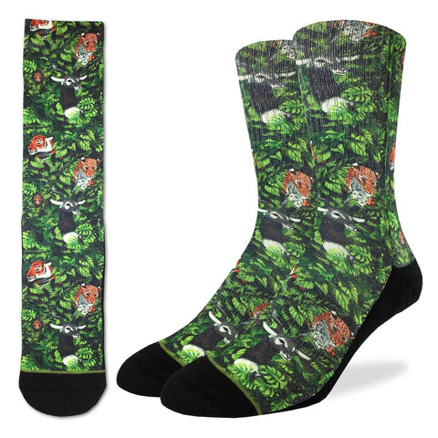 Men's Jungle Animals Socks