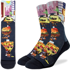Men's Rotten Food Socks