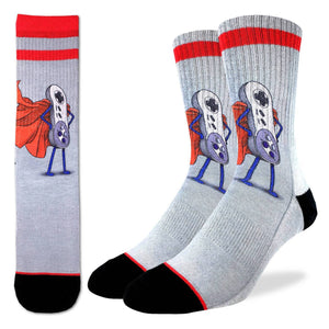 Men's Super NES Socks