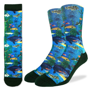Men's Aquarium Fish Socks