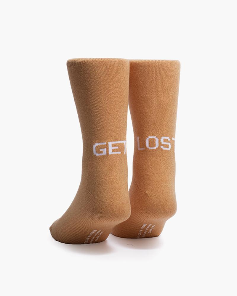 Men's Get Lost Sock