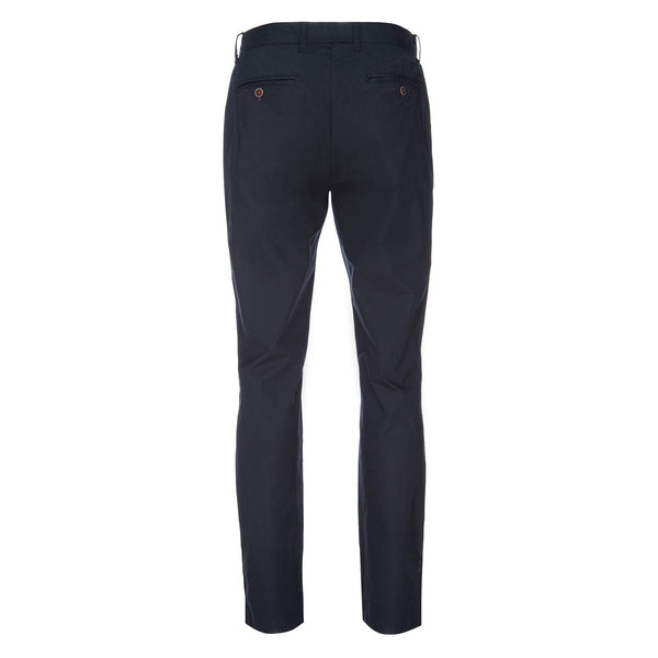 J.P. Stretch Typewriter Cloth Chino in Midnight