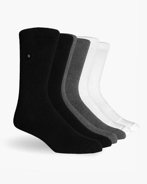 Men's Base 3-Pack Socks