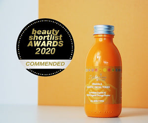 Beauty Shortlist Award Winner - Vitamin A holistic Facial Toner