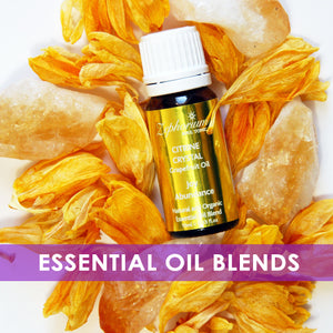 Essential Oil Blends Organic
