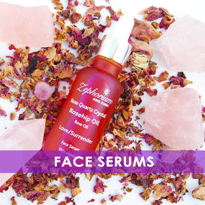 Aromatherapy Face Serum Facial Oil Organic