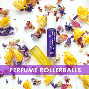 Aromatherapy Rollerball Perfume Essential Oil Rollerball Blends