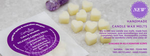 Natural Aromatherapy Candle Wax Melts