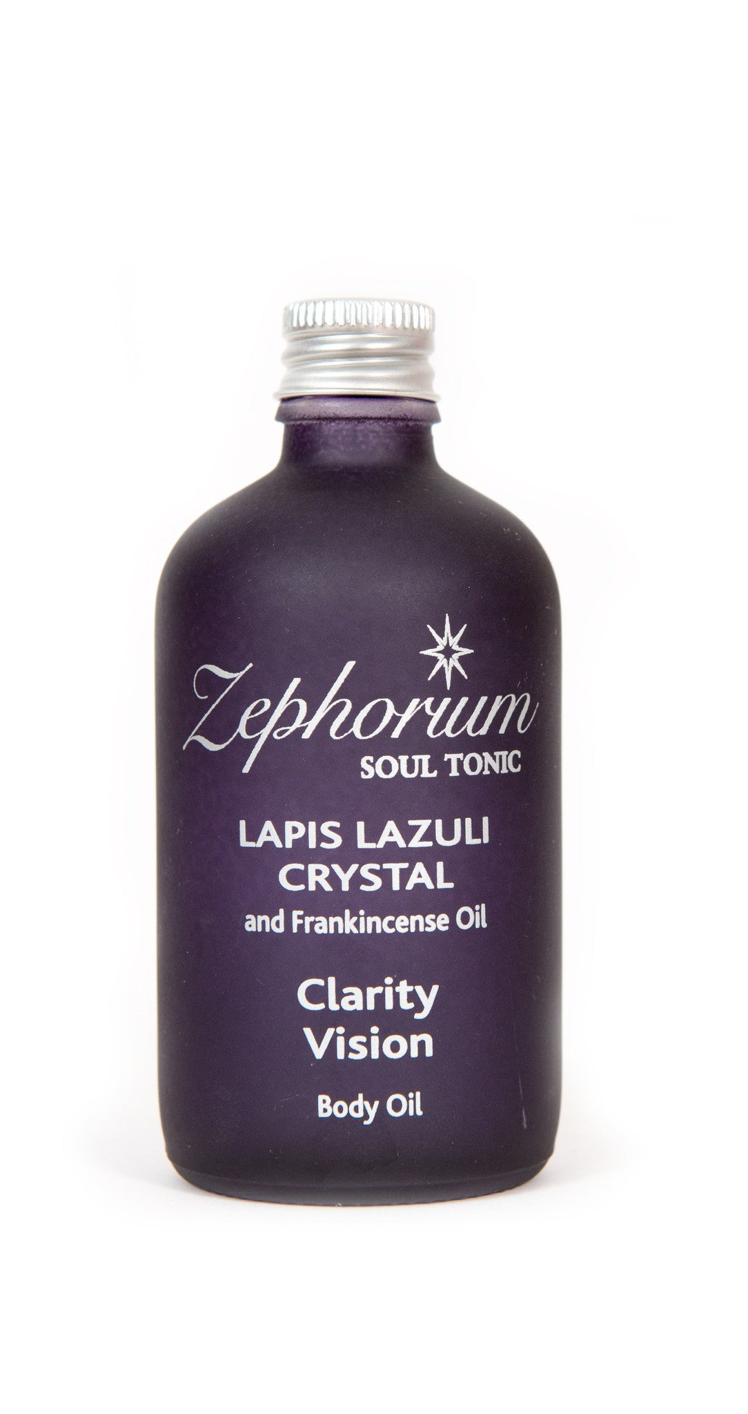 Lapis Lazuli Crystal Body Oil 100ml