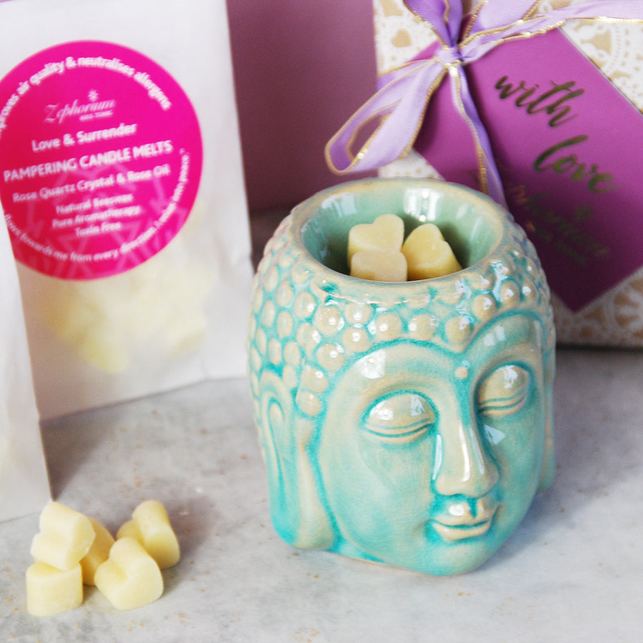 Joyful Love Wax Melts & Burner Gift Set
