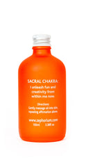 Carnelian Crystal Body Oil 100ml