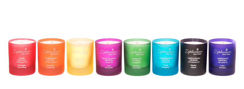 Zephorium Affirmation Candle Set