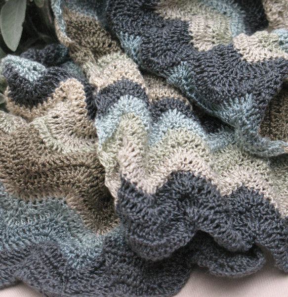 Eleanor Scarf Pattern