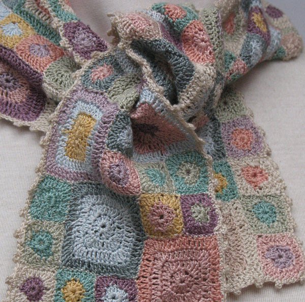 Juliette Scarf Pattern