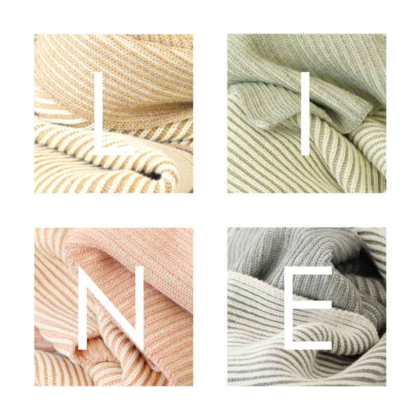 LINE collection | koko's nest modern heirloom baby blankets