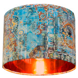 designer lampshades made in UK by Blackpop