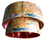 Gold Sir John Soane's Lampshade
