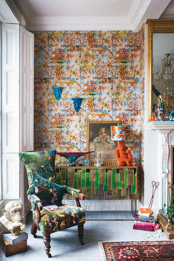 designer wallpapers and fabrics made in the UK