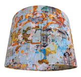 Contemporary lampshade made by Blackpop in the UK