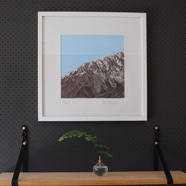 Beaut Day - Original Framed Artwork