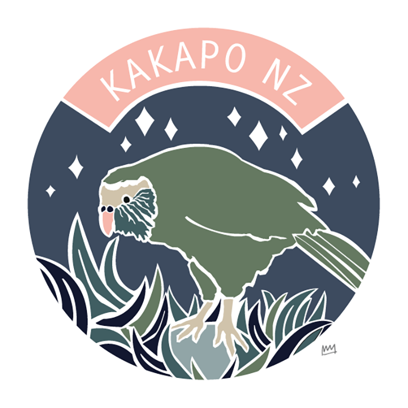 KAKAPO, NZ - Melissa Sharplin