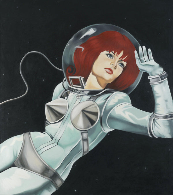 Space Girl - Melissa Sharplin