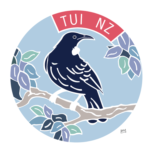 TUI, NZ - WINTER PALETTE