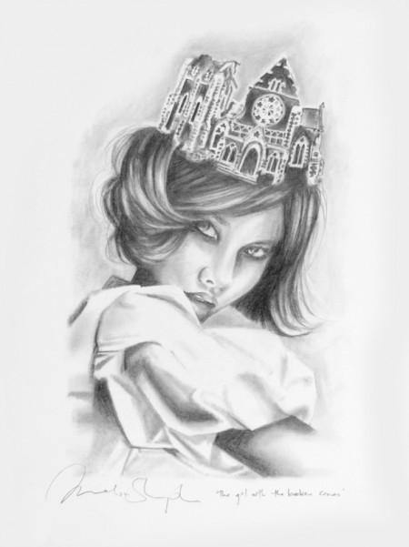 The Girl With The Broken Crown